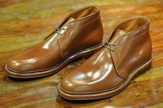 Alden Shoes – Single Malt Whiskey Chukka (LSW) | Leather Soul