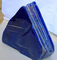 Lapis Lazuli - Goddess stone of memory and past lives. I call Lapis, the Isis stone because of its moon and sun energy.