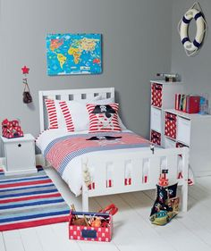 Pirate Bedroom ideas