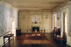 Mrs. James Ward, Thorne miniature period rooms. Virginia Dining Room, 1758 | The Art Institute of Chicago