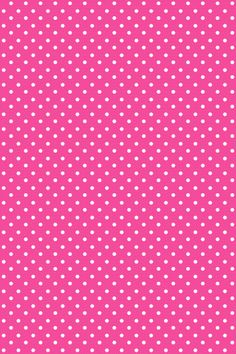 Pink Polka Dot iPhone Background Wallpapers - Azhar Kamar