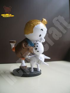 @Suzy Kropp Kruger check out this quilled Tintin and Snowy! Awesome :-)