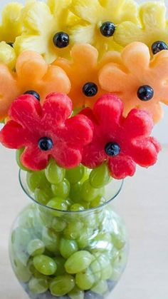 Beautiful fruits design