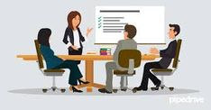 when communicating in a meeting it is important to address the whole group. shift your eye contact around the room and dont make direct eye contact with only the one person