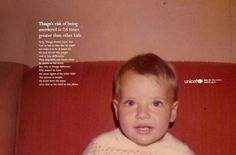 Unicef: Thiago
