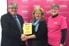 Kudos to SARA for Women on becoming a living wage employer! Living Wage Certified Plaque by Recognition Awards, Women Names, The Real World, Trending Now, Real People, Bespoke, Certificate, Leadership, How To Become