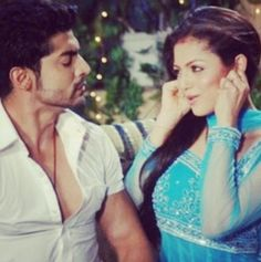 Drashti Dhami & Gurmeet Choudhary as Geet and Maan ~~ Geet Hui Sabse Parayi Best Movie Couples, Gurmeet Choudhary, Classy Couple, Drashti Dhami, Indian Drama, Indian Movies, Tv Actors, Couple Posing, Best Couple