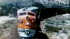 "American Railroads: ""At This Moment"" 1954 Westinghouse Air Brake Company https://www.youtube.com/watch?v=GKs5_Tyy4fo #rail #RR #railroads"
