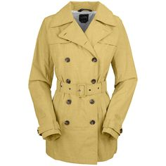 Northface trench coat? This is perfect!