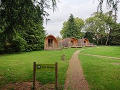 An Autumn Break At YHA Stratford-upon-Avon Glamping Pods