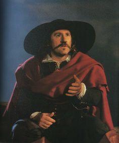 Cyrano de Bergerac / Gérard Depardieu _ Cyrano de Bergerac (1990)
