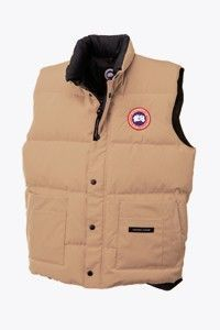 Canada Goose | Mens Freestyle Vest | Arctic program | Buy it at www.nagpeople.com