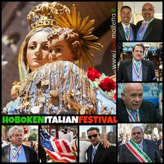 the feast of the Madonna dei Martiri  New Jersey - from Molfetta - Italy www.ilovemolfetta.it