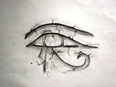 Horus Eye Tattoo by BobbyAmok on DeviantArt