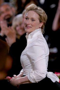 Meryl Streep- brilliance.