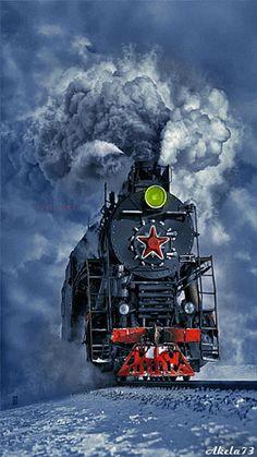 TRAIN GIF
