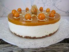 Kakkupaperi: Mango-valkosuklaajuustokakku