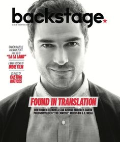 """Alfonso Herrera, star of Fox's """"The Exorcist,"""" talks approaching scripts, his telenovela roots, and his philosophy on acting."""