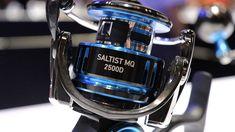 The New Daiwa Saltist MQ Reel Review (Pros & Cons) Fishing Videos, Fishing Tips, Saltwater Fishing, Fishing Reels, Designer Boots, Carbon Fiber, Sea Angling