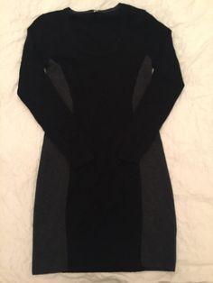 Robe bicolore 100% cachemire Uniqlo ! Taille 36 / 8 / S, Autres robes à seulement 50.00 €. Par ici : http://www.vinted.fr/mode-femmes/autres-robes/22724118-robe-bicolore-100-cachemire.