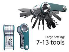 Cool gadgets for men - switch-modular-pocket-knife-2