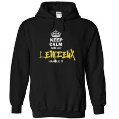 Keep Calm and Let LEMIEUX Handle It - #diy gift #couple gift. TRY  => https://www.sunfrog.com/Names/Keep-Calm-and-Let-LEMIEUX-Handle-It-ndijzffypo-Black-28397125-Hoodie.html?id=60505