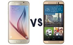 Samsung Galaxy S6 vs HTC One M9: Which handset should you choose?