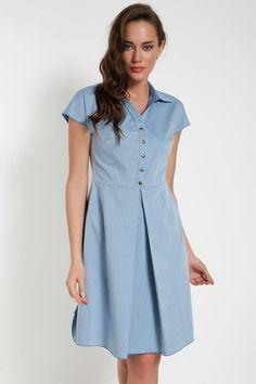 dresscodex jean dress www.lidyana.com
