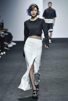 Baemin x KYE Spring 2016 Seoul Fashion Week