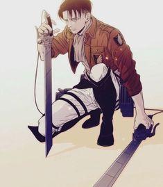 Attack on Titan (Shingeki No Kyojin) Attack On Titan Fanart, Attack On Titan Levi, Ereri, Levihan, Levi Ackerman, Levi Fanart, Mikasa, Anime Guys, Manga Anime