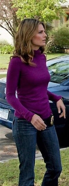 Stana Katic Hot, Female Movie Stars, Castle Tv Shows, Castle Beckett, Actor James, Canadian Actresses, Great Tv Shows, Film, Most Beautiful Women