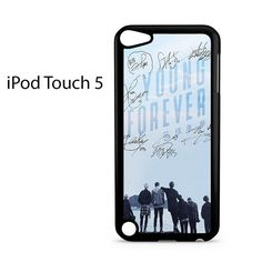 Bts Epilogue Young Forever Signatures Copy Ipod Touch 5 Case