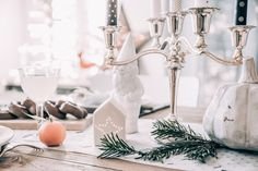 Ma table de Noël / Holidays