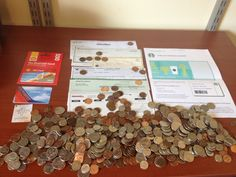 """Genius example of saving for DIsney with Couponing to Disney's new """"Track My Fund"""" feature. I'm impressed!"""