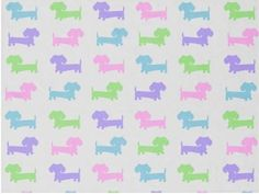 """Although this blanket is a great snuggle for a wiener dog, this soften blankie is used in nurseries or as baby shower gift since it is gender neutral and matches almost any nursery decor. - Small: 30"""""""