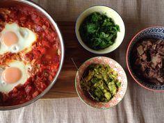 Huevos Rancheros - Mexican Breakfast Eggs