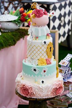 torta_Alica v krajine zazrakov