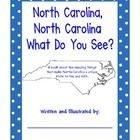 This is a template for students to make their own keepsake book about North Carolina. This book project can be completed 2 different ways. The easi...