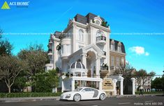 Biệt thự cổ điển đẹp nhất Sài Gòn - Mari villa - 2