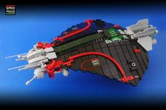 Space speeders beware, here come the cops Lego Space Police, Lego Spaceship, Lego Toys, Here Comes, Lego Models, Everything Is Awesome, The Brethren, Lego Creations, Cops
