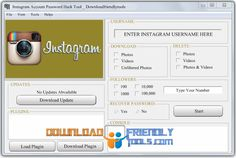Instagram Account Password and Follower Hack Tool 2016 No Survey http://www.downloadfriendlytools.com/instagram-account-password-hack-tool-2016-no-survey/