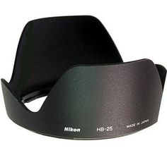 Nikon HB-25 Bayonet Lens Hood for 24-85mm