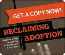 Orphan Care is Not What I Do. It's What Jesus Does. (Part 1) « Together for Adoption