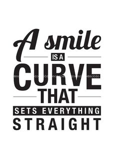 Affirmation art printa smile by mobijo on Etsy Quotable Quotes, True Quotes, Great Quotes, Words Quotes, Quotes To Live By, Motivational Quotes, Inspirational Quotes, Smile Quotes, True Sayings