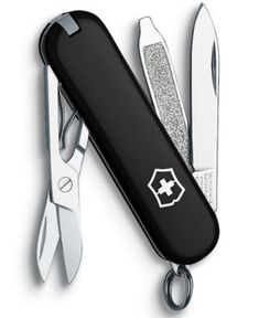Swiss army knife; $20- for L (or upgrade for D)