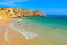 """The #Algarve, #Portugal featured on National Geographic's list of """"World's 20 Best Surf Towns"""" -  06-06-2017   Blessed with waves to the west and the south, plus a pulsing party scene in the summer, the Algarve is ever ripe for adventure. #portugal #travel #surf #PortugueseWaves"""