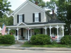 Columbia, NC - The Brickhouse Inn is a refinished 1890's-era home with a porch that wraps around and cookies that stay out all day.  A country-style breakfast every morning helps the Brickhouse achieve something all bed and breakfasts try to do:  make you feel at home.