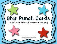 Adult positve behavior incentives