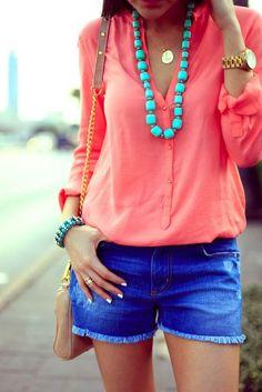 FabFashionFix - Fabulous Fashion Fix | Style Watch: Turquoise jewelry trend