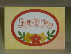 Birthday card on Watercolor Wonder notecards from Stampin' Up!'s Occasions catalog.  For more information contact me at http://lindamadison.stampinup.net